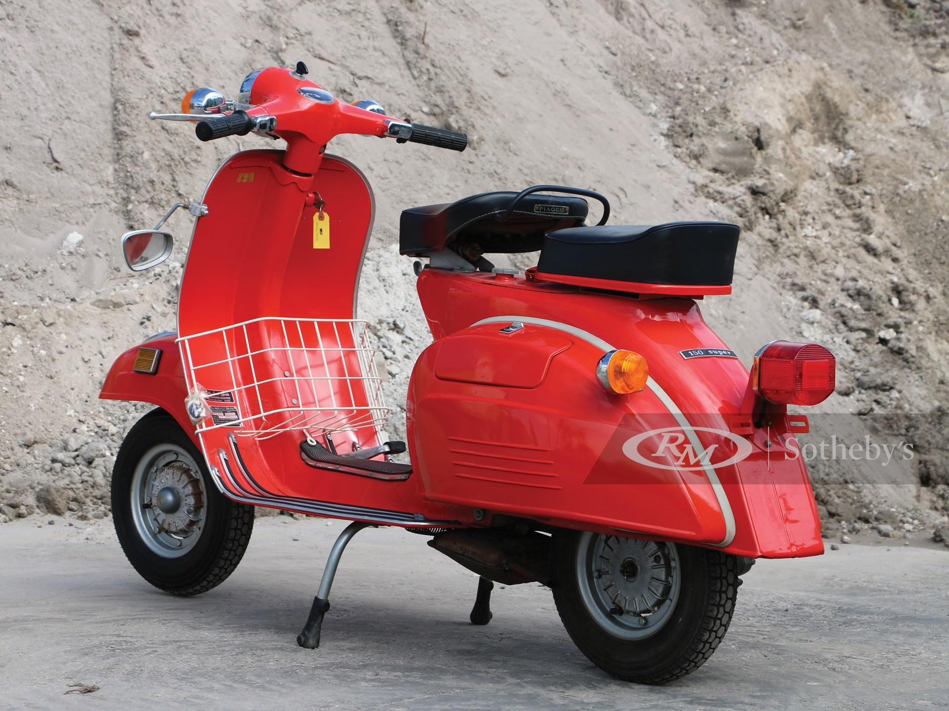 1975 Piaggio Vespa 150 Super