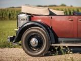 1927 Duesenberg Model A/Y Phaeton Prototype by McFarlan - $