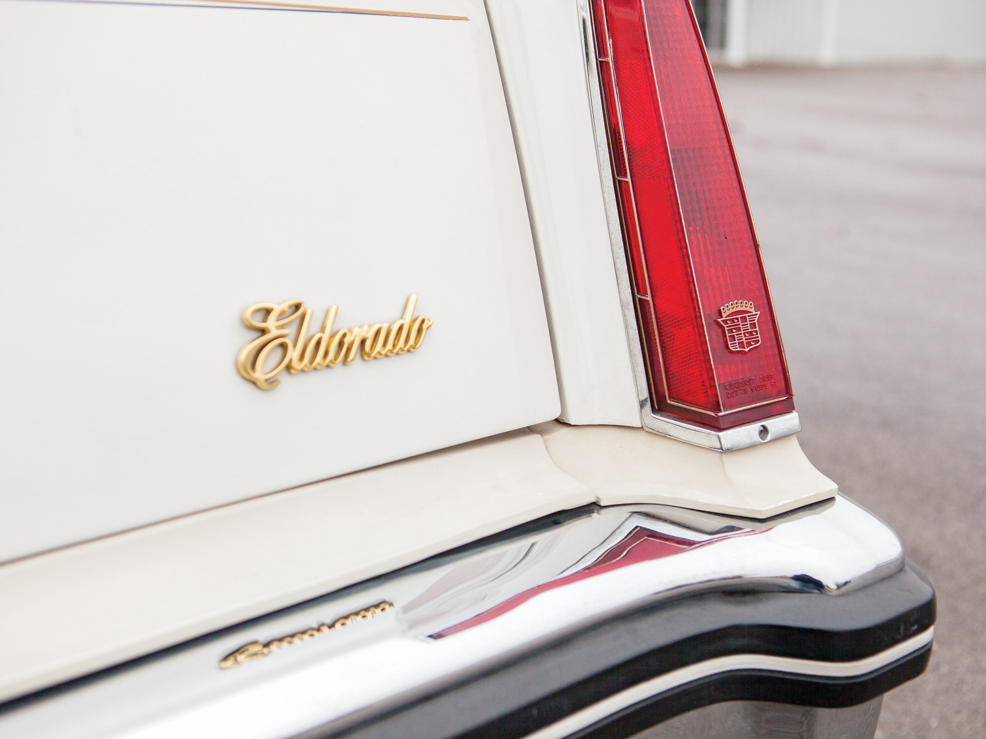 1985 Cadillac Eldorado Biarritz 'Commemorative'