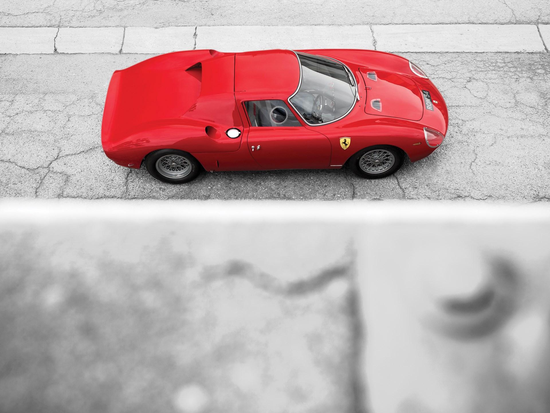 1964 Ferrari 250 LM by Scaglietti