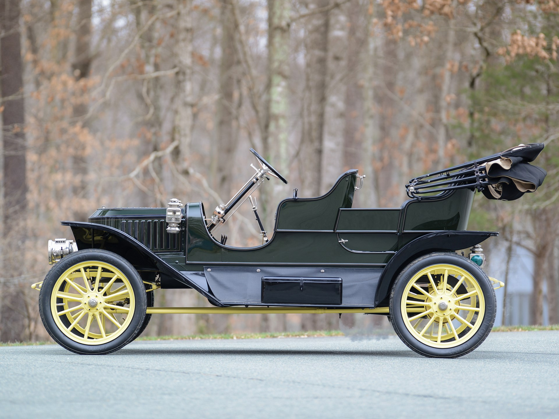 1911 Stanley Model 63 Toy Tonneau