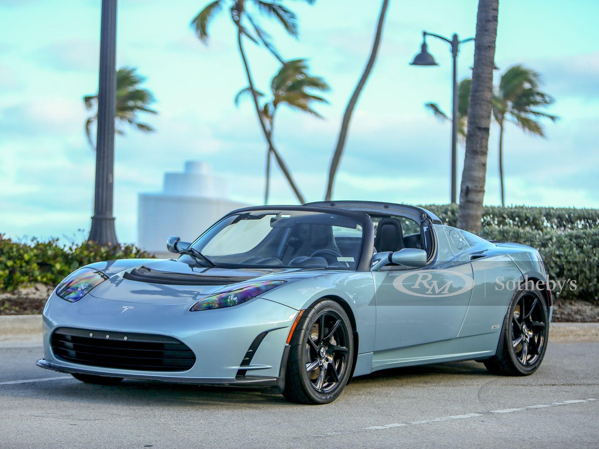 2011 Tesla R80 Roadster Sport