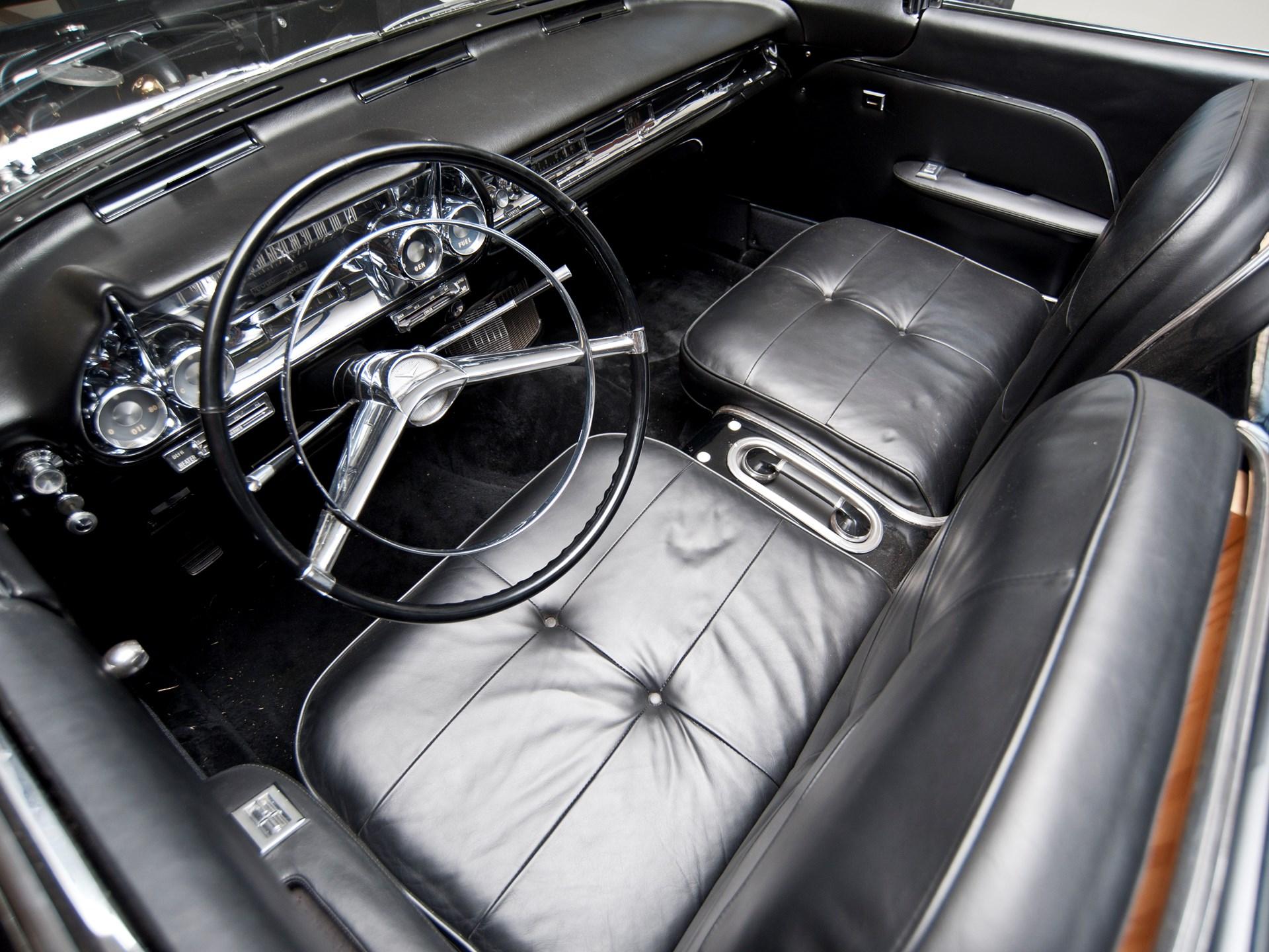 Town Car Concept 1941 Lincoln Continental Iowa Rm Sotheby S 1956 Cadillac Eldorado Brougham