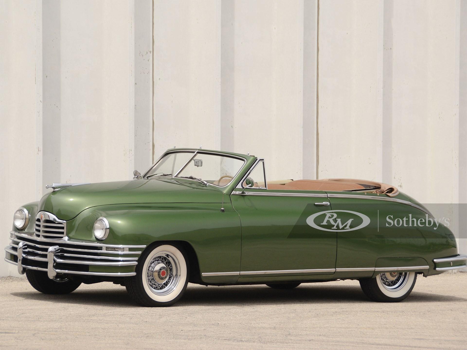 1948 Packard Super Eight Victoria