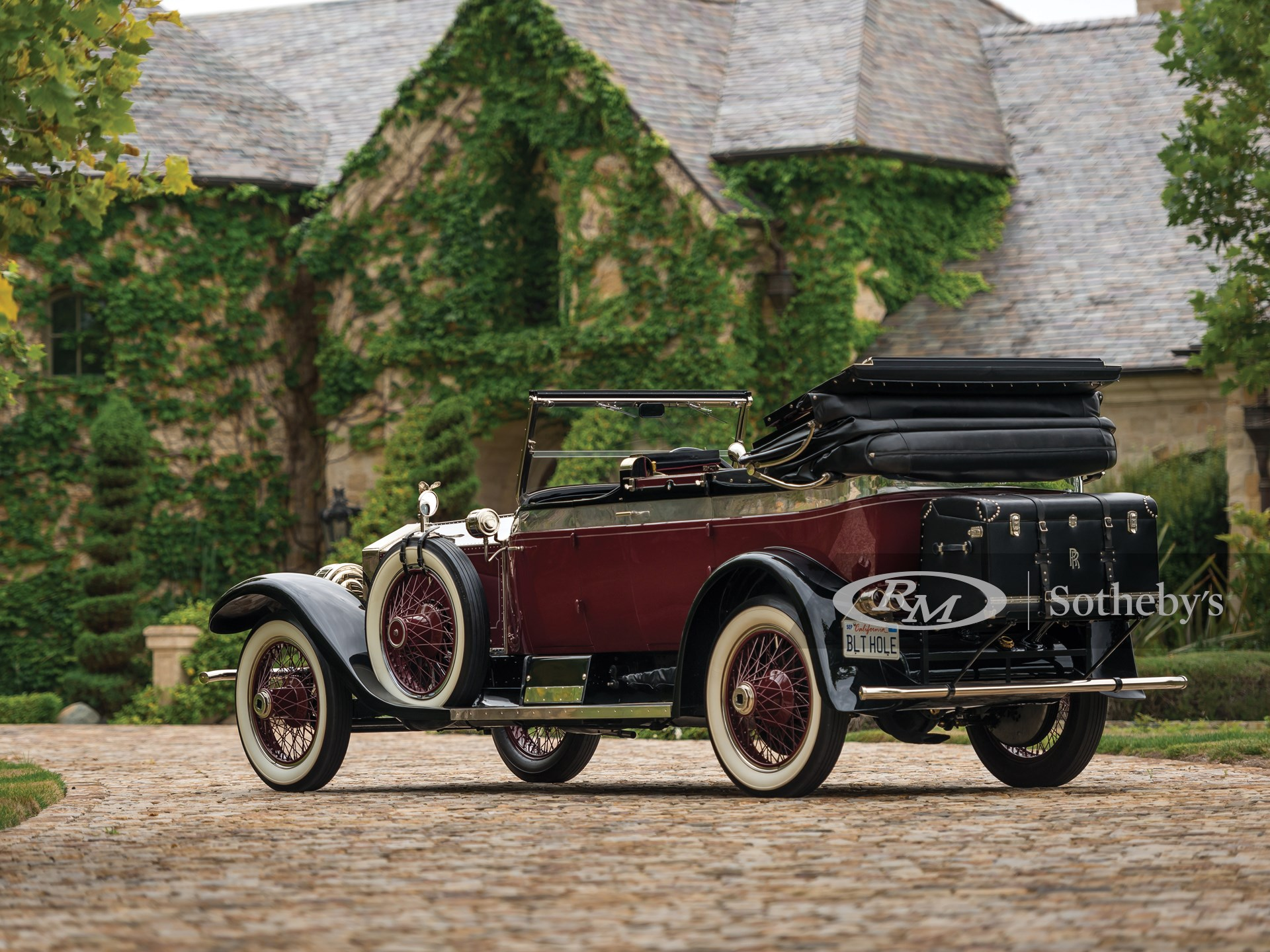 1923 Rolls-Royce Silver Ghost Salamanca by Rolls-Royce Custom Coach Work -