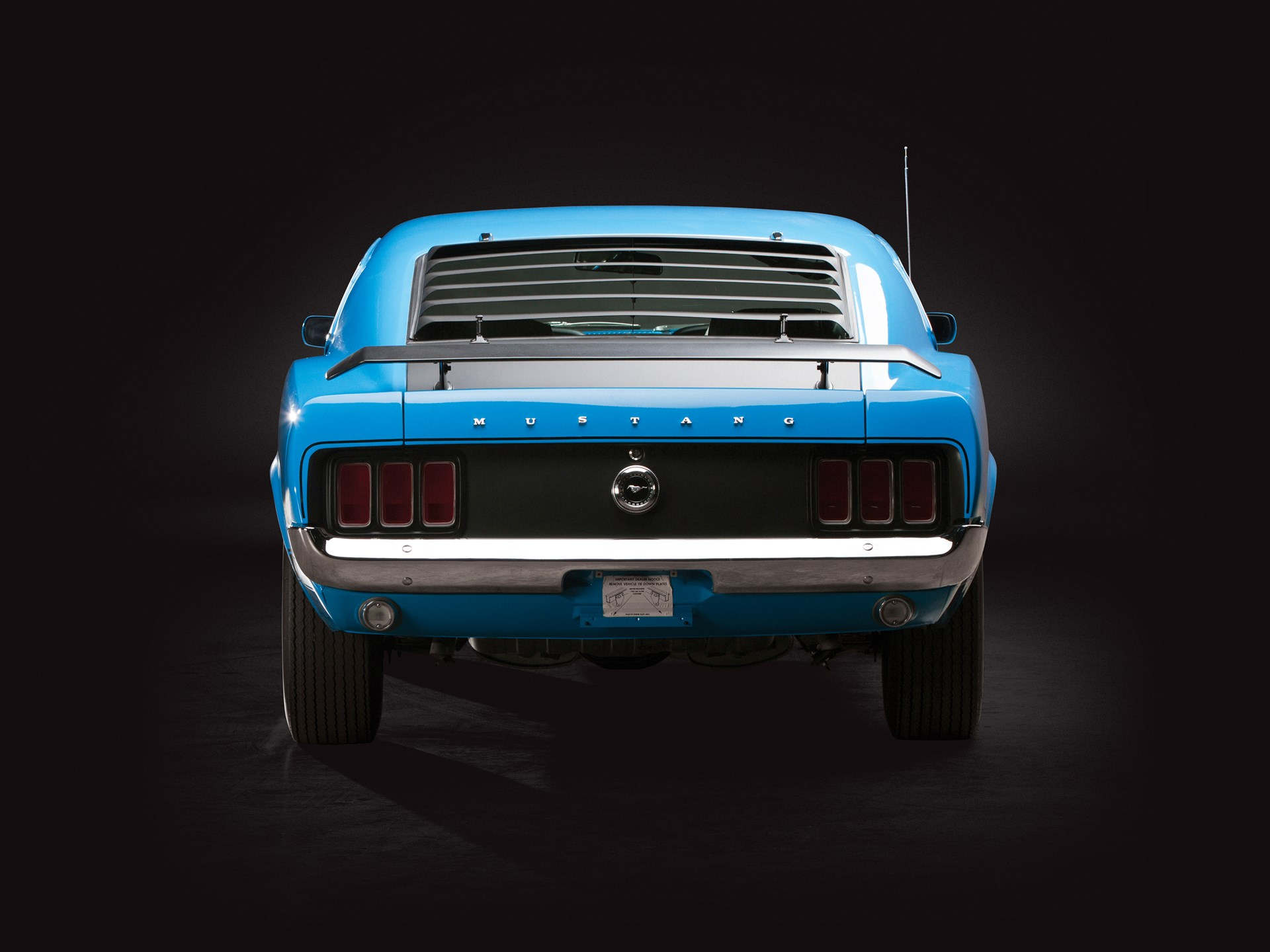 RM Sotheby s 1970 Ford Mustang Boss 302