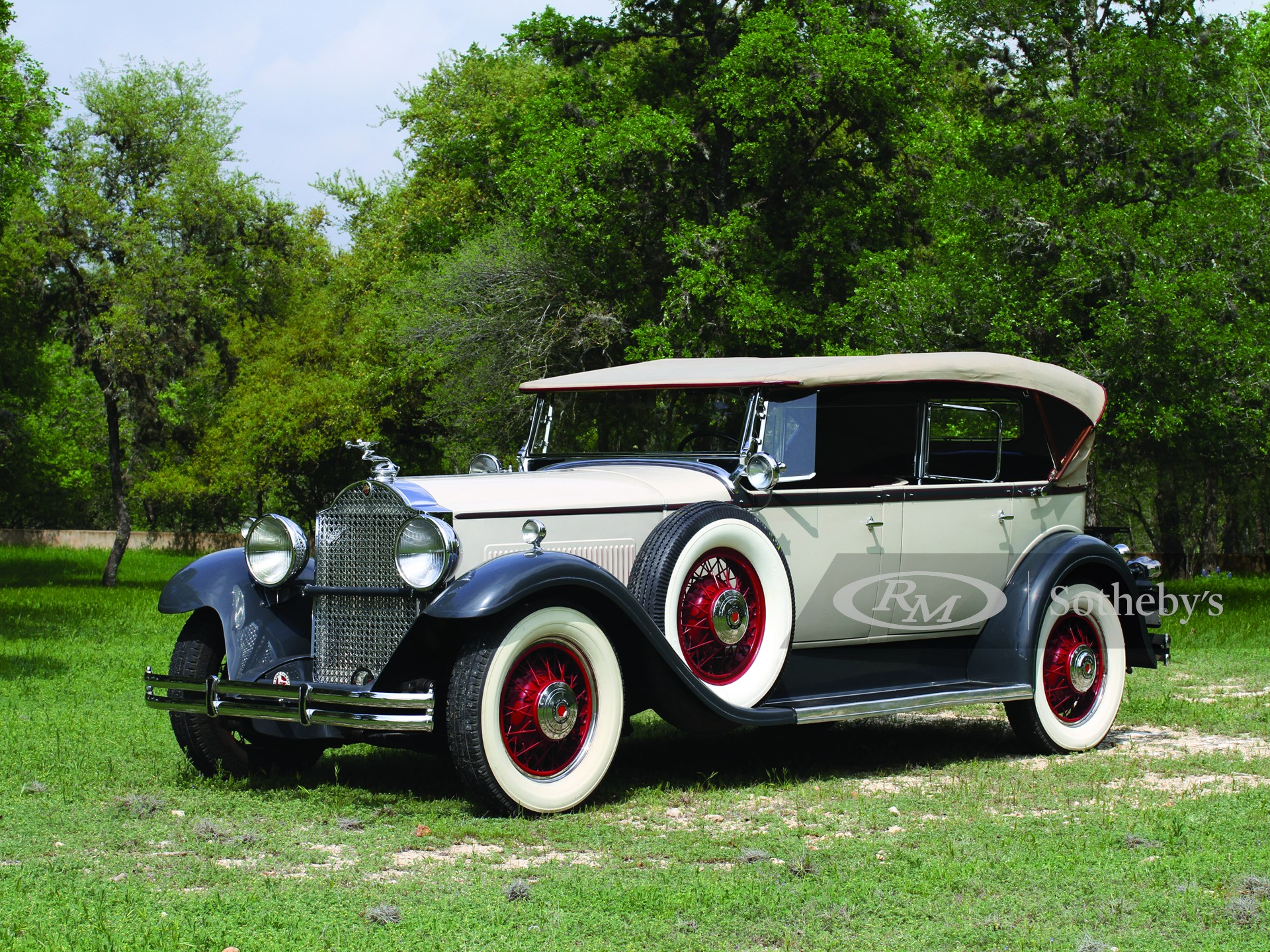 1931 Packard Custom Eight