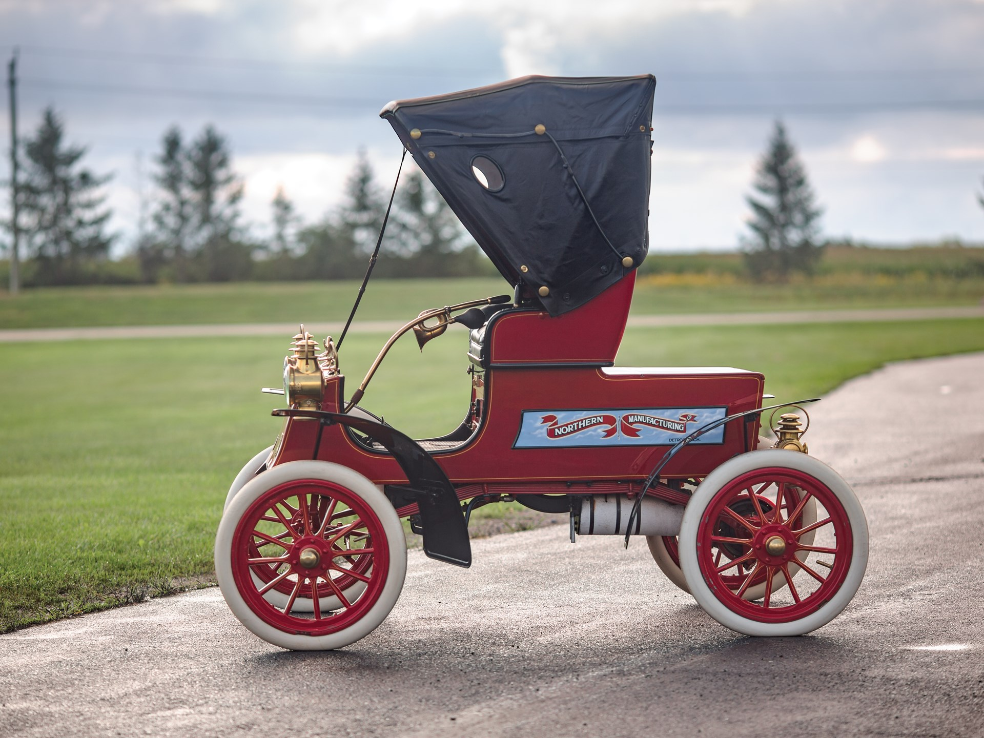 1905 Northern Runabout