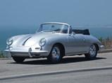 1963 Porsche 356 B 1600 Cabriolet by Reutter - $