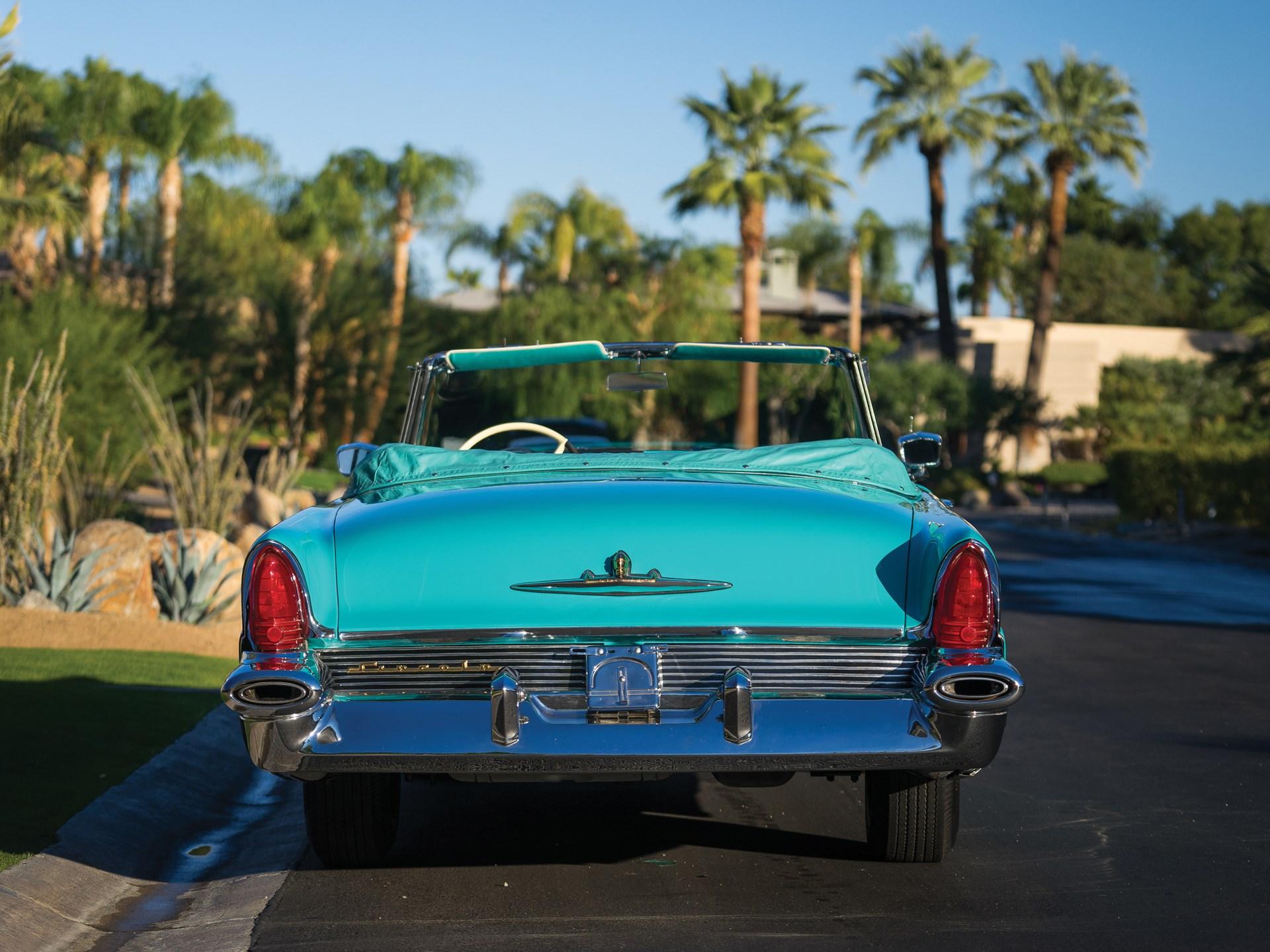 RM Sotheby's - 1956 Lincoln Premier Convertible | Arizona 2016