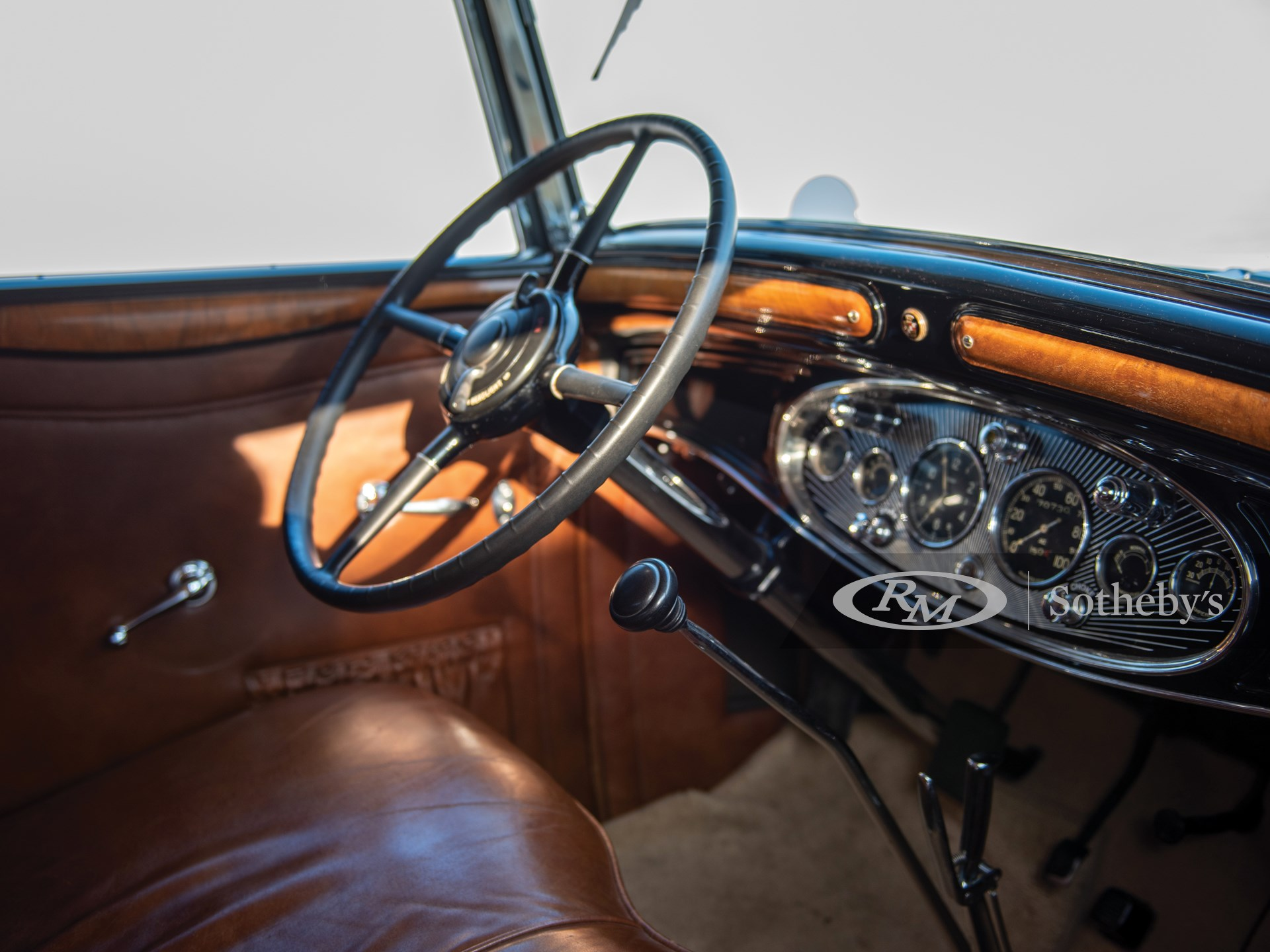 1931 Cadillac V-8 Convertible Coupe by Fleetwood -