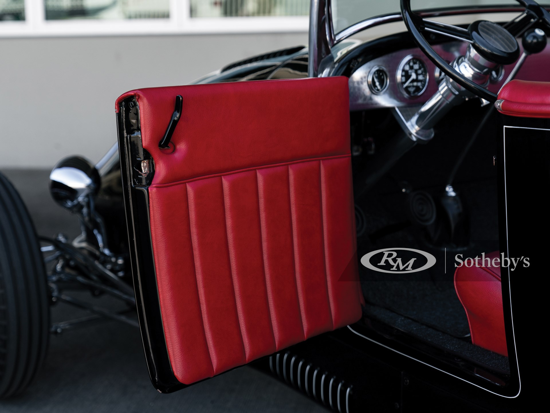 1927 Ford Model T Track-Nose Roadster by Jack Thompson -