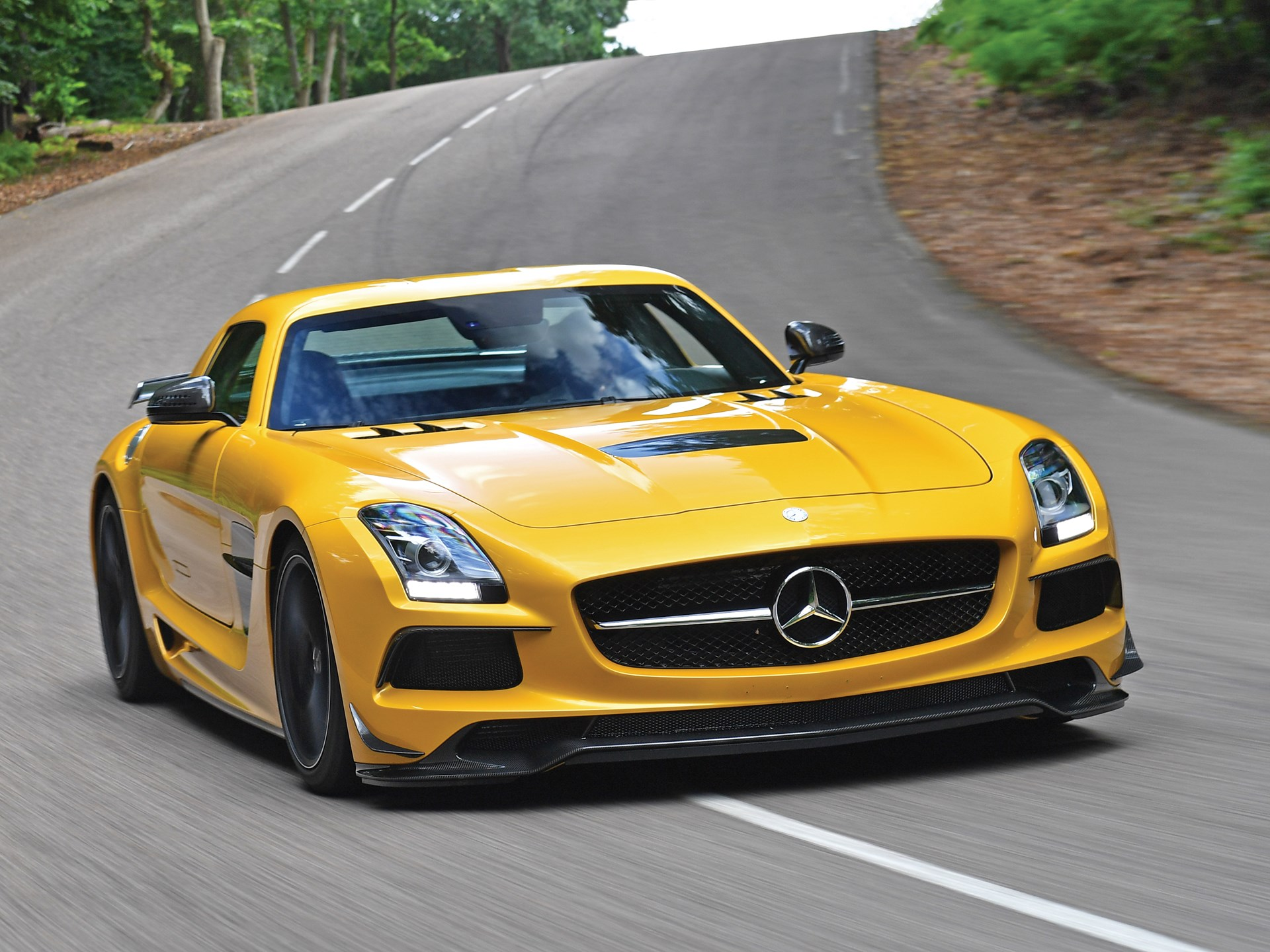 Sls Black Series >> Rm Sotheby S 2014 Mercedes Benz Sls Amg Black Series London 2016