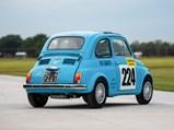 1965 Fiat-Abarth 595  - $