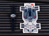 A Bobby Rahal Miller Time Indy Car Animated 'Mystery' Dial Wristwatch, and a West McLaren-Mercedes Formula 1 Wristwatch, ca. 1990s - $