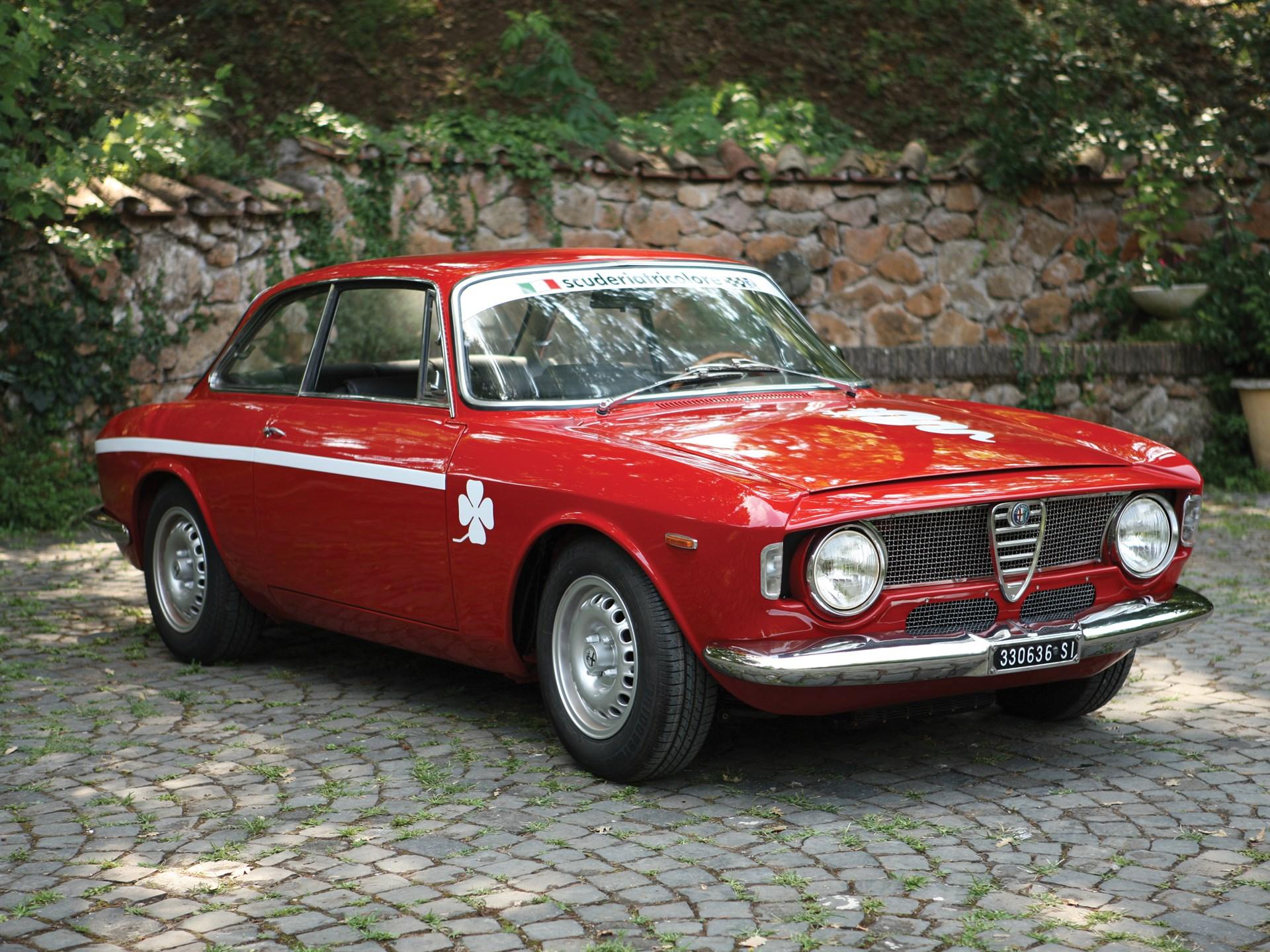 1968 Alfa Romeo Giulia Sprint Gta 1300 Junior Stradale By Bertone