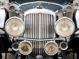 1931 Duesenberg Model J Limousine by Willoughby - $