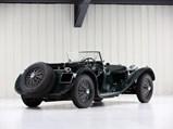 1937 SS 100 Jaguar 3½-Litre Roadster  - $