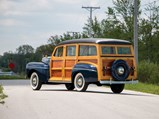 1942 Ford Super DeLuxe Station Wagon  - $