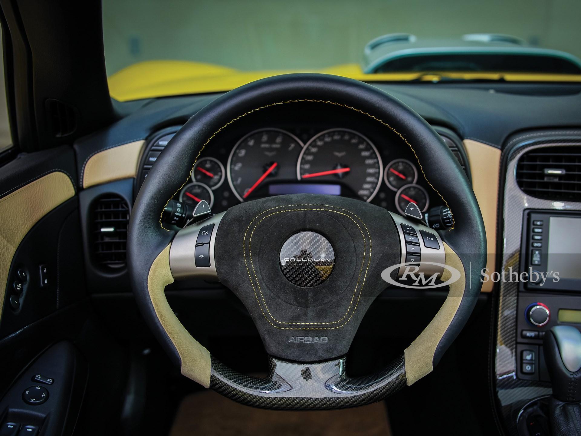 2010 Chevrolet Callaway Corvette SC606  -