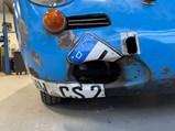 1960 Porsche 356 B 1600 Coupe by Reutter - $