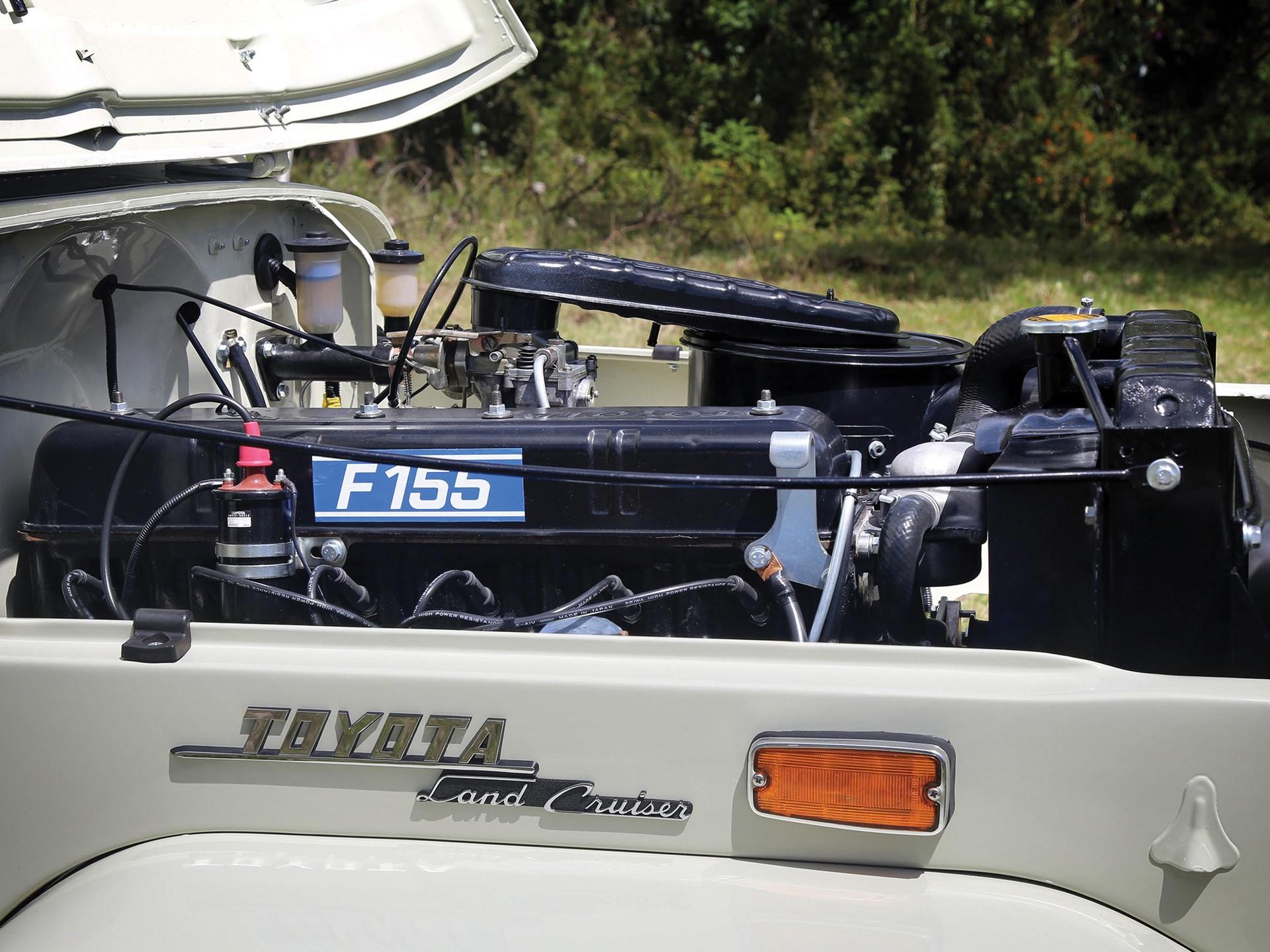 1970 Toyota FJ43 Land Cruiser Soft-Top