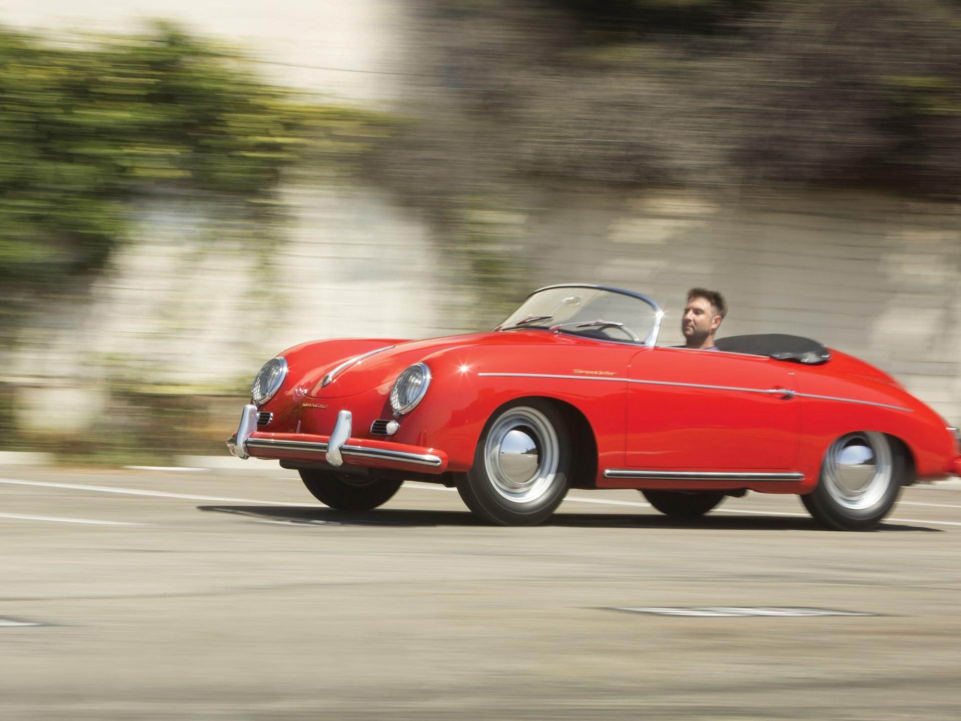 Rm Sothebys 1955 Porsche 356 Pre A 1500 Speedster By Reutter 356a Wiper Wiring