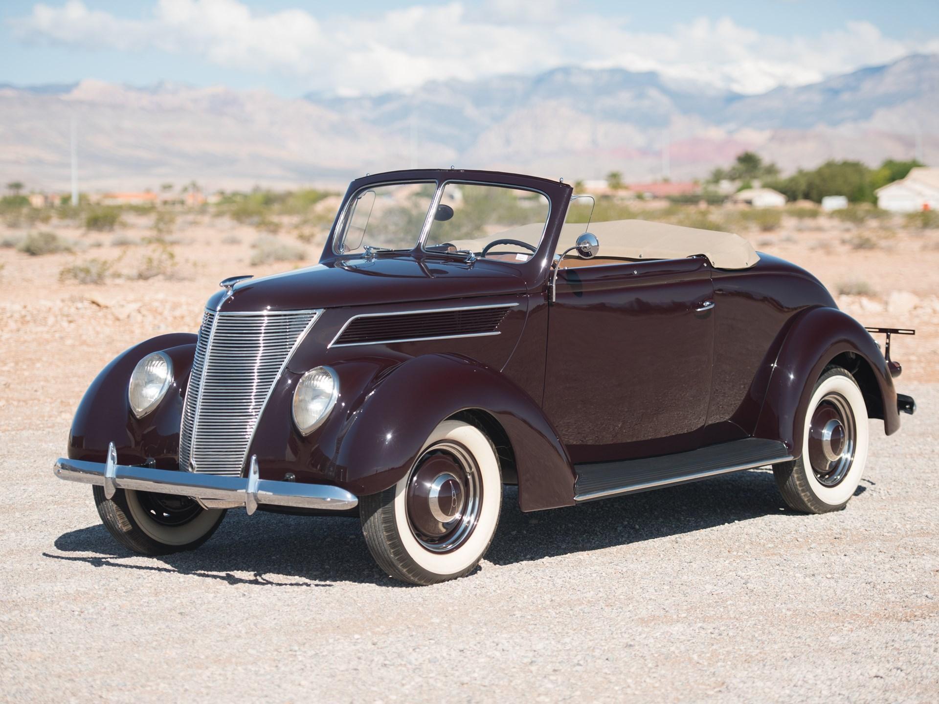 1937 ford v 8 deluxe roadster