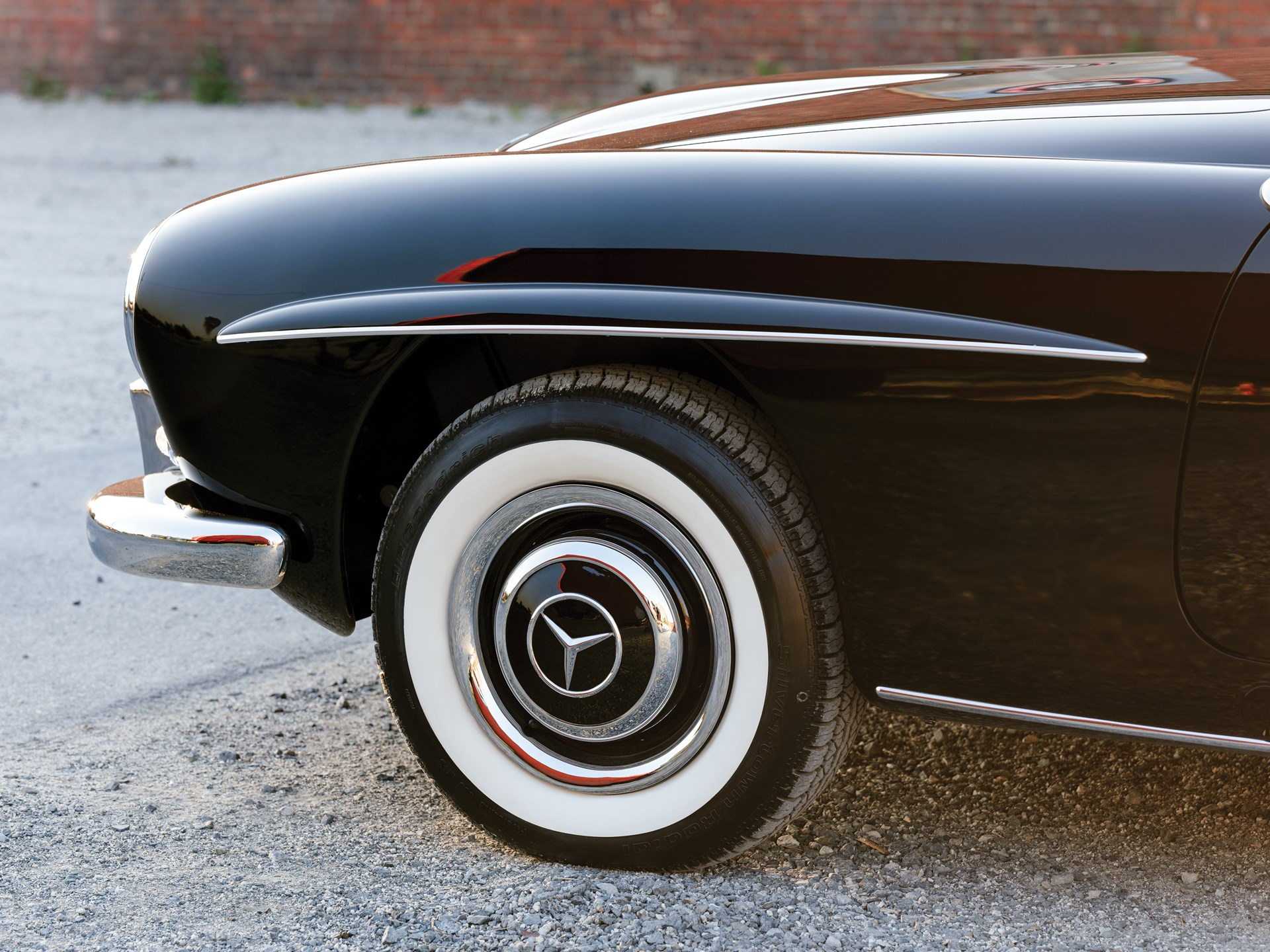 1958 Mercedes-Benz 190 SL