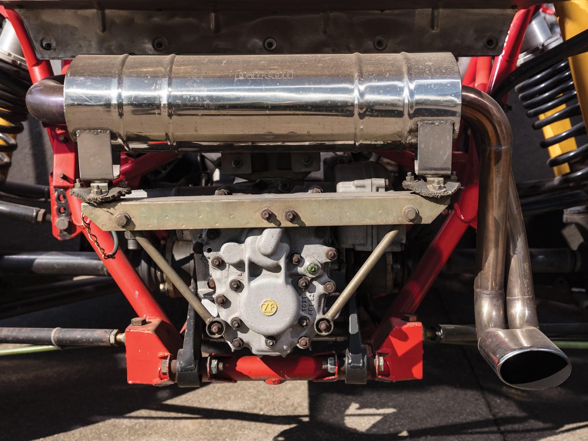 1982 Lancia 037 Rally Stradale