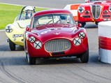 1954 Fiat 8V Coupé  - $FDFF6R 1954 Fiat 8V Berlinetta Coupe owned by Graham Burrows and raced by Ian Nuthall  at the 2015 Goodwood Revival. Space for copy