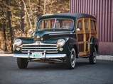 1947 Ford Super DeLuxe Station Wagon  - $