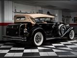 1935 Duesenberg Model J 'Sweep Panel' Dual-Cowl Phaeton by LaGrande - $