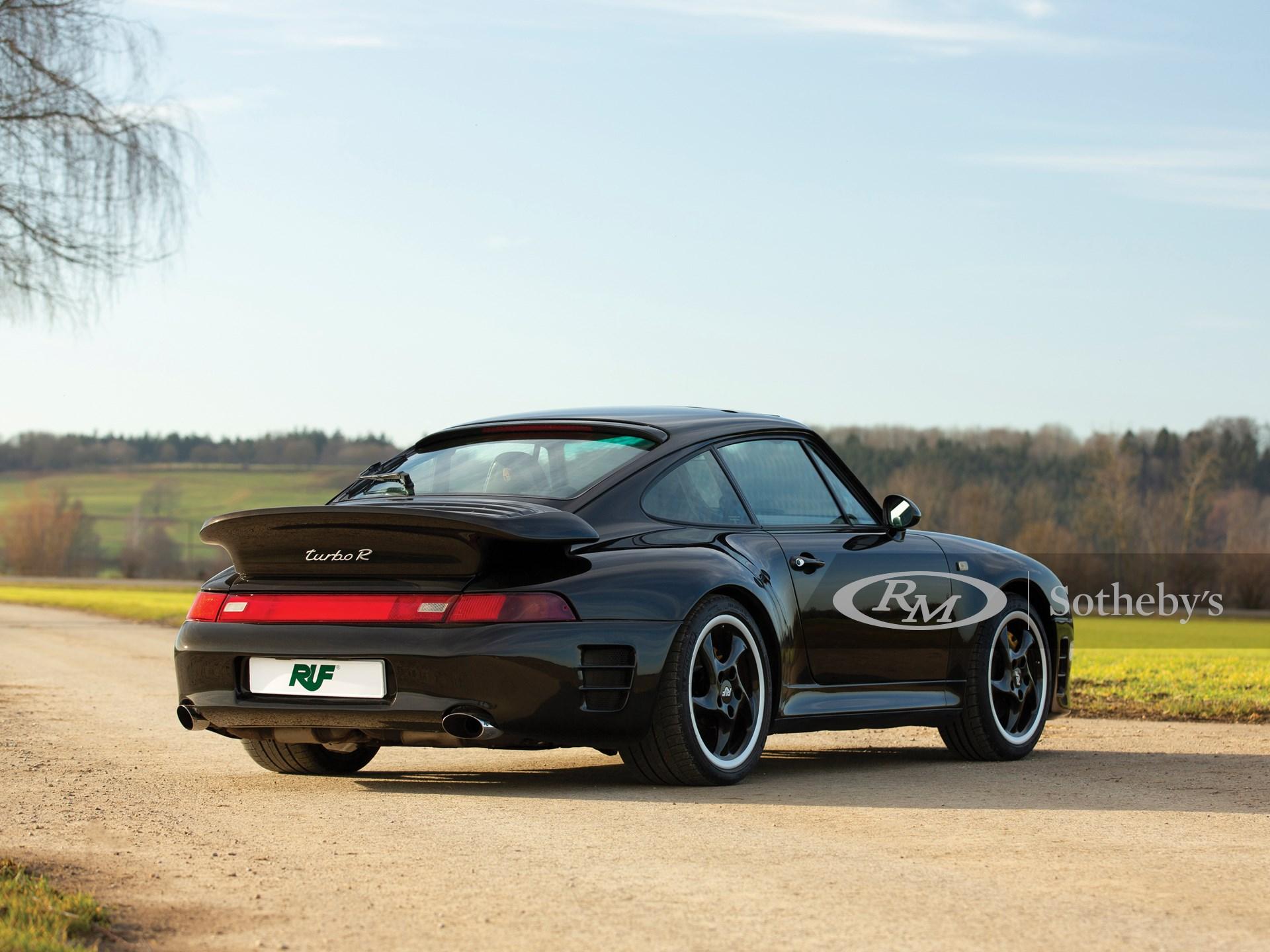 1998 Porsche RUF Turbo R  -