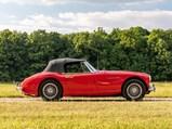 1963 Austin-Healey 3000 Mk II BJ7  - $1956 Austin-Healey 3000 MKII - Photo: @vconceptsllc | Teddy Pieper