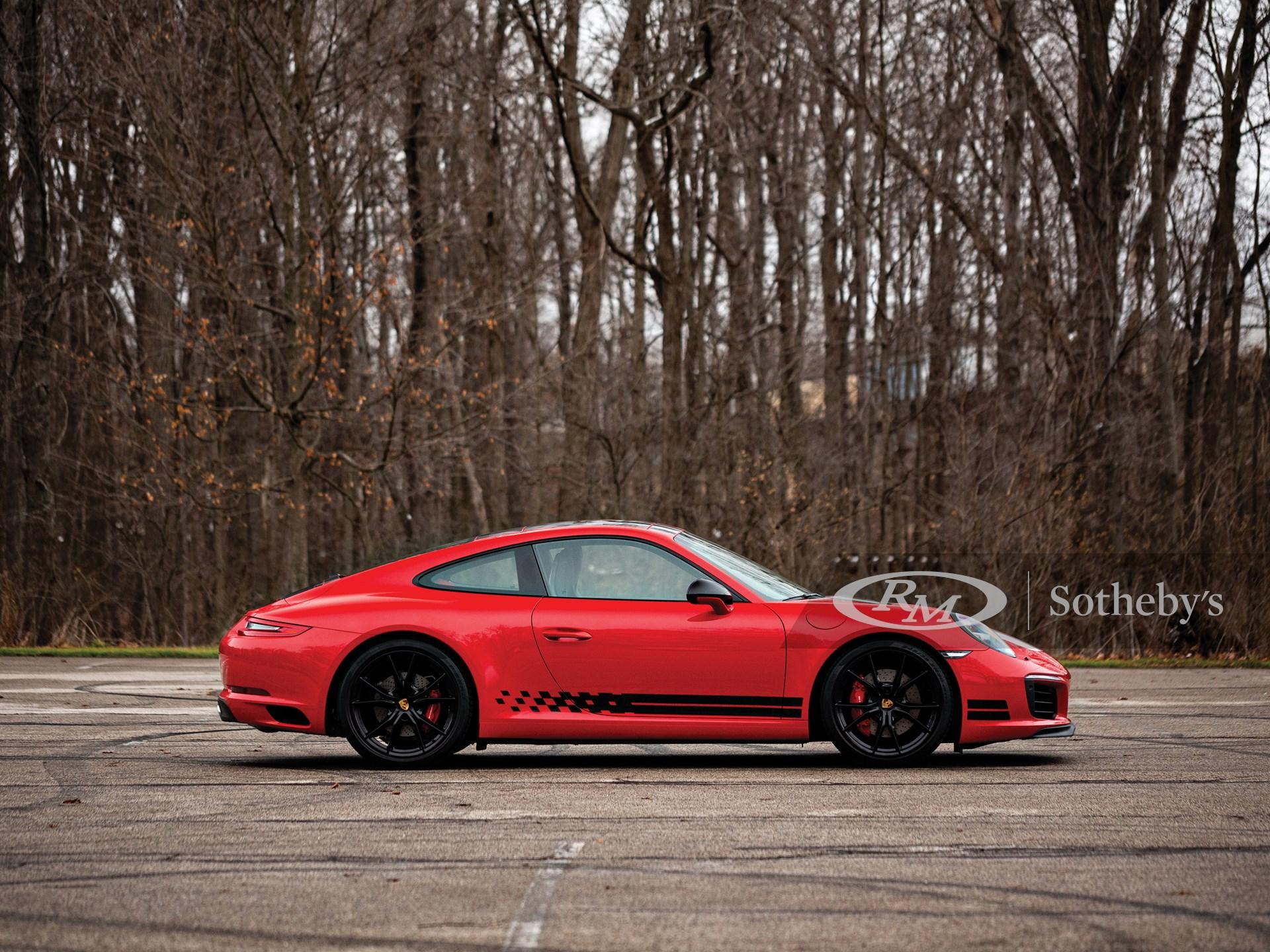 2017 Porsche 911 Carrera S Endurance Racing Edition  -