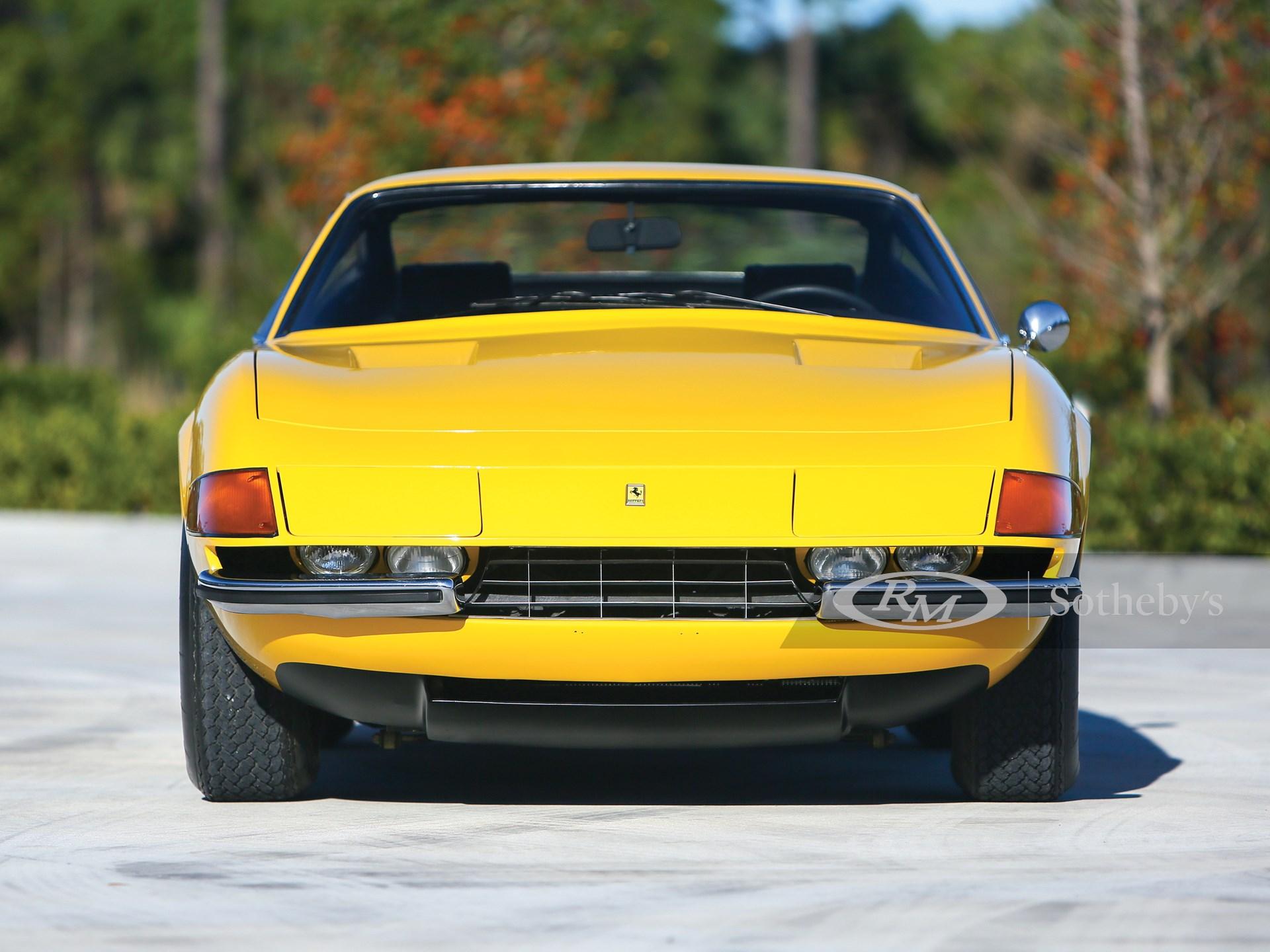 1973 Ferrari 365 GTB/4 Daytona Berlinetta by Scaglietti -