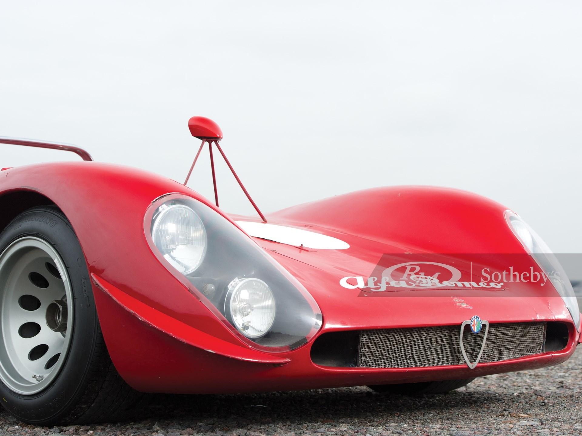 1969 Alfa Romeo Tipo 33/3 Sports Racer  -