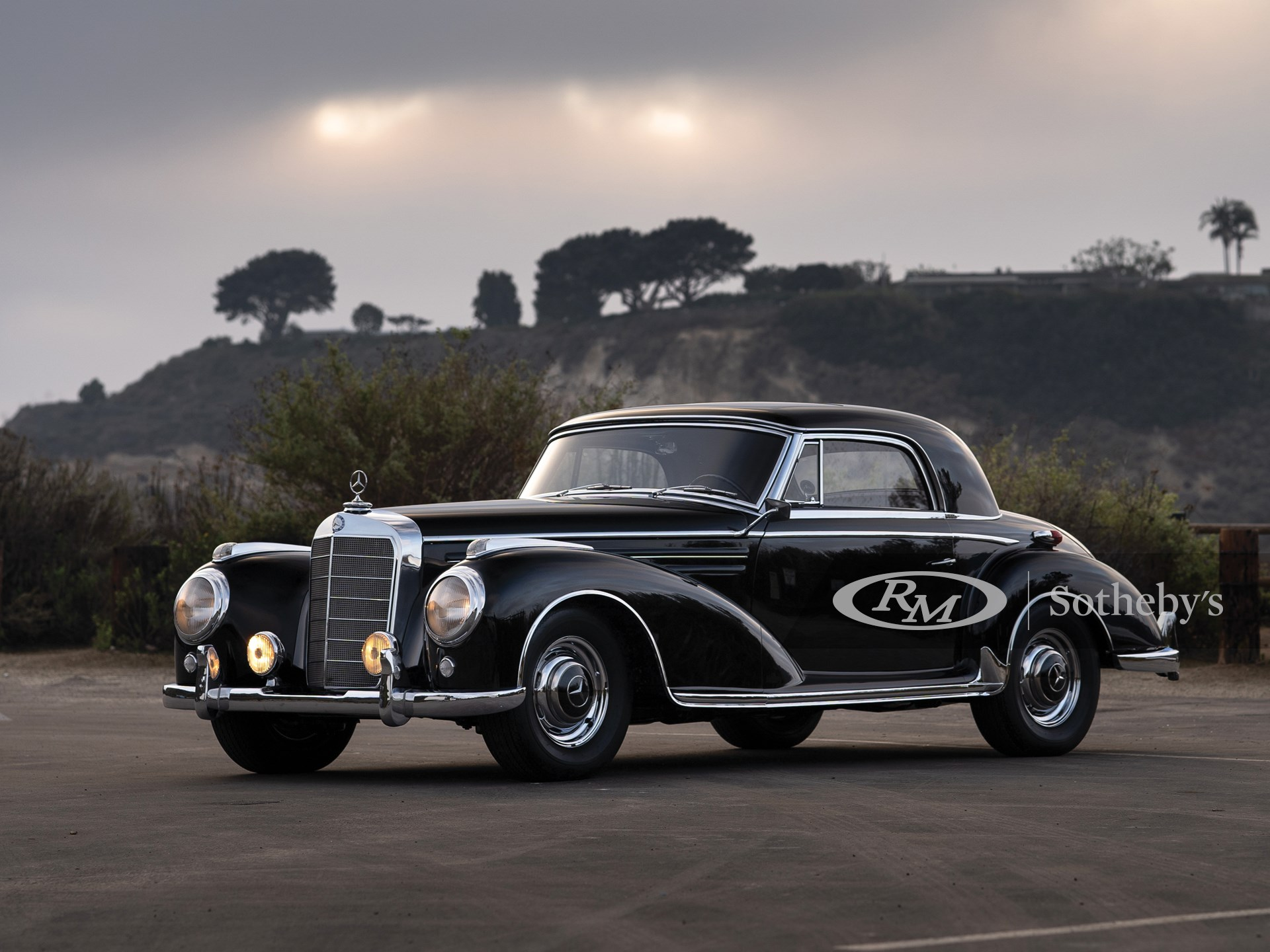 1956 Mercedes Benz 300 Sc Sunroof Coupe Arizona 2020 Rm Sotheby S