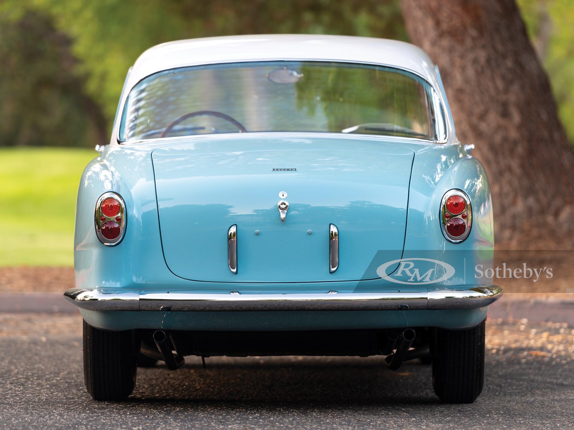 1953 Ferrari 212 Europa Coupé by Pinin Farina -