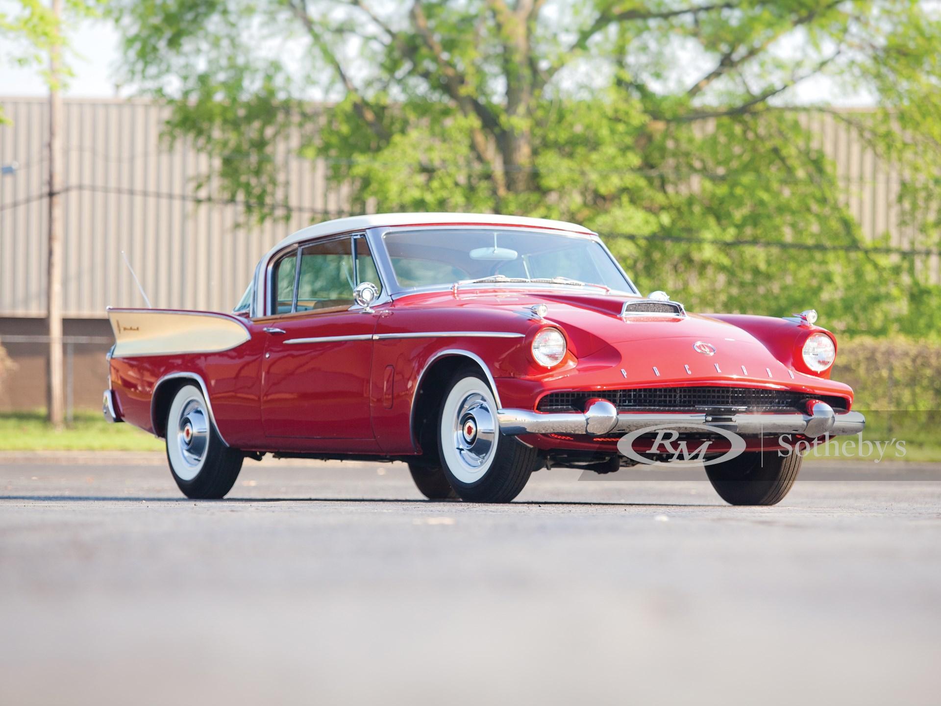 1958 Packard Hawk Sport Coupe