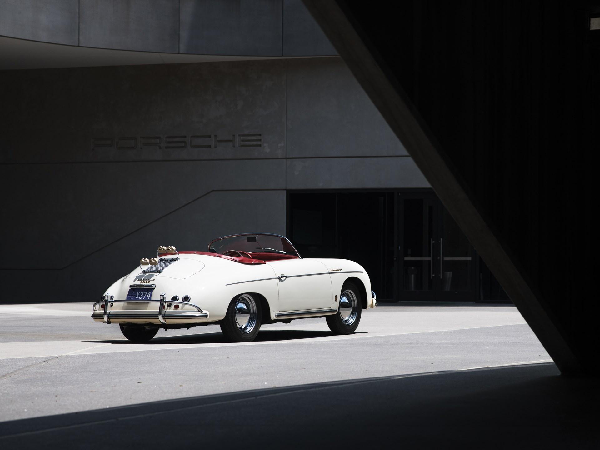 1956 Porsche 356 A 1600 'Super' Speedster by Reutter