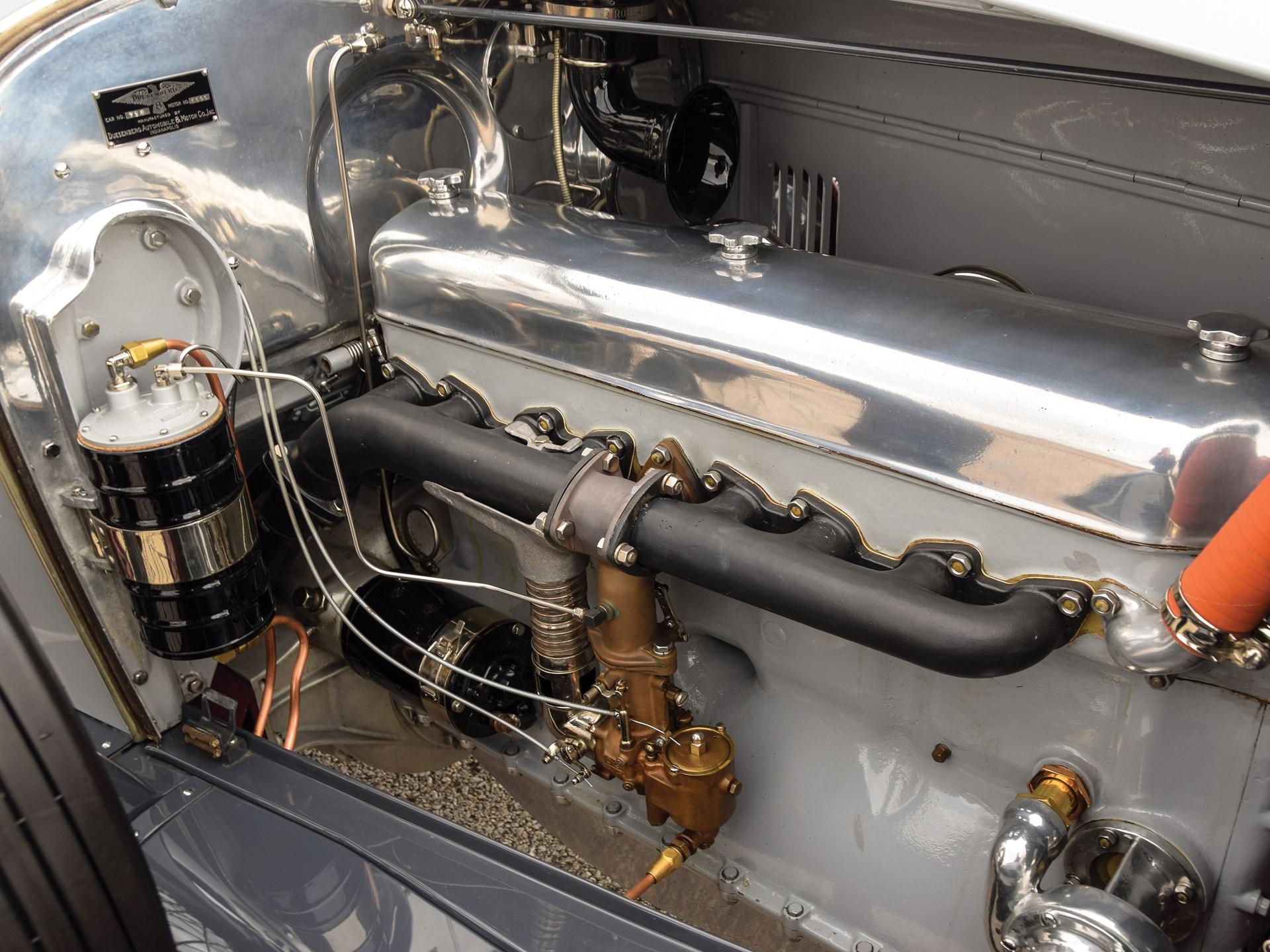 1922 Duesenberg Model A Touring by Millspaugh & Irish