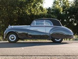 1952 Bentley Mark VI Drophead Foursome Coupe by Mulliners of Birmingham - $