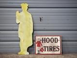 Hood Tires Signs - $