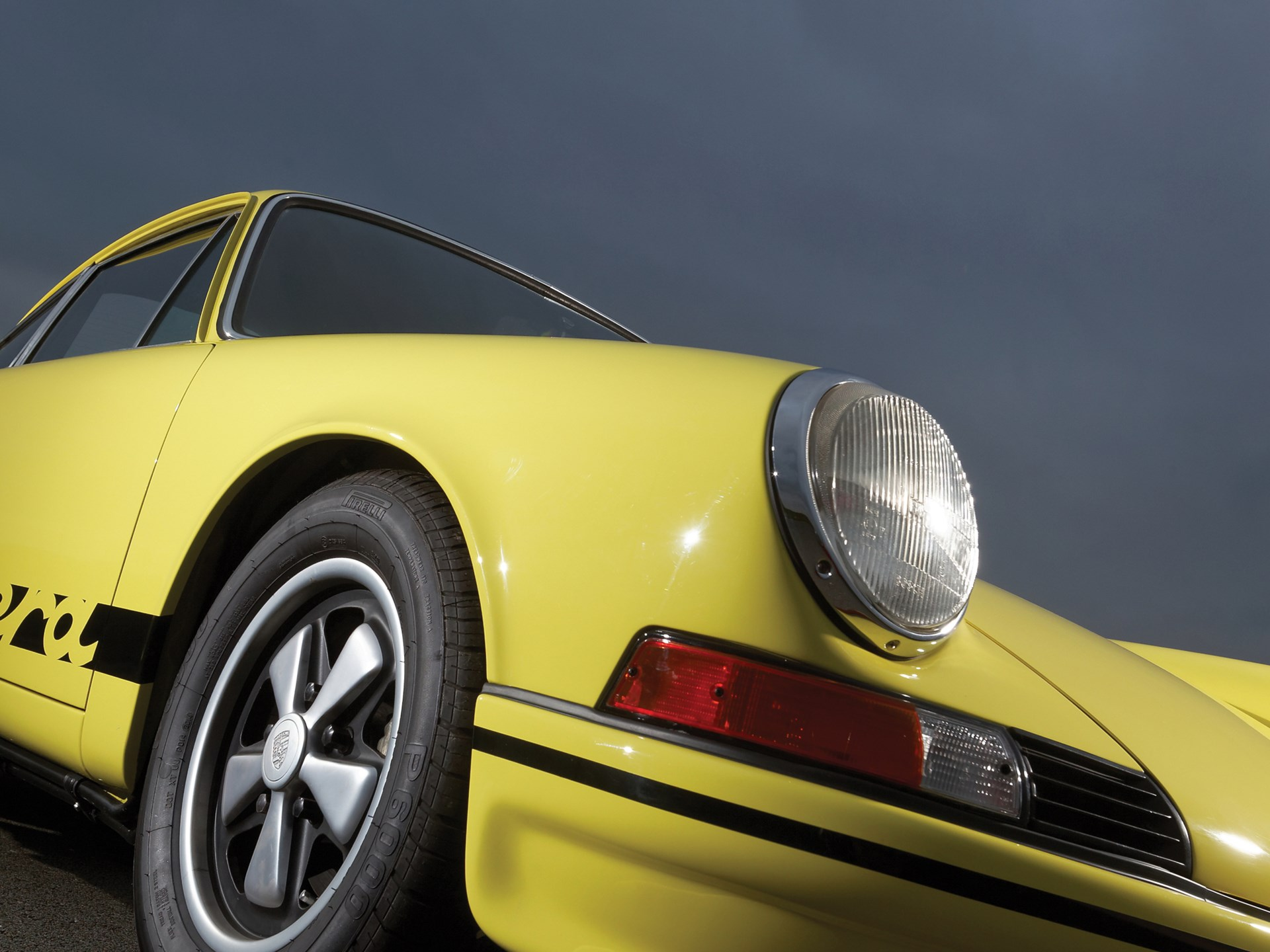 1973 Porsche 911 Carrera RS 2.7 Sports Lightweight