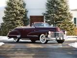 1947 Cadillac Series 62 Convertible  - $