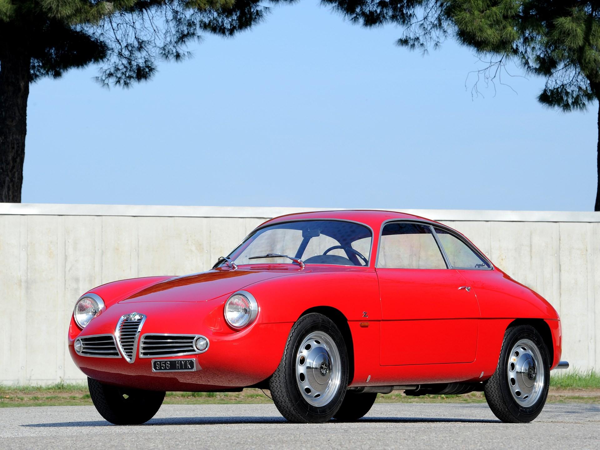 RM Sothebys Alfa Romeo Giulietta Sprint Zagato Coda Tonda - Alfa romeo giulietta 1960 for sale