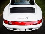 1996 Porsche 911 Carrera 4S  - $