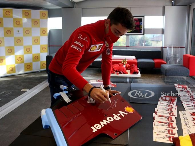 GP DELL'EMILIA ROMAGNA F1/2020 © FOTO COLOMBO IMAGES credit: @Scuderia Ferrari Press Office